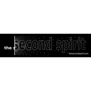 The Second Spirit Title Sticker