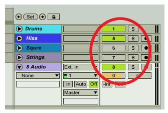 Ableton Renders Solos, Mutes and Automation