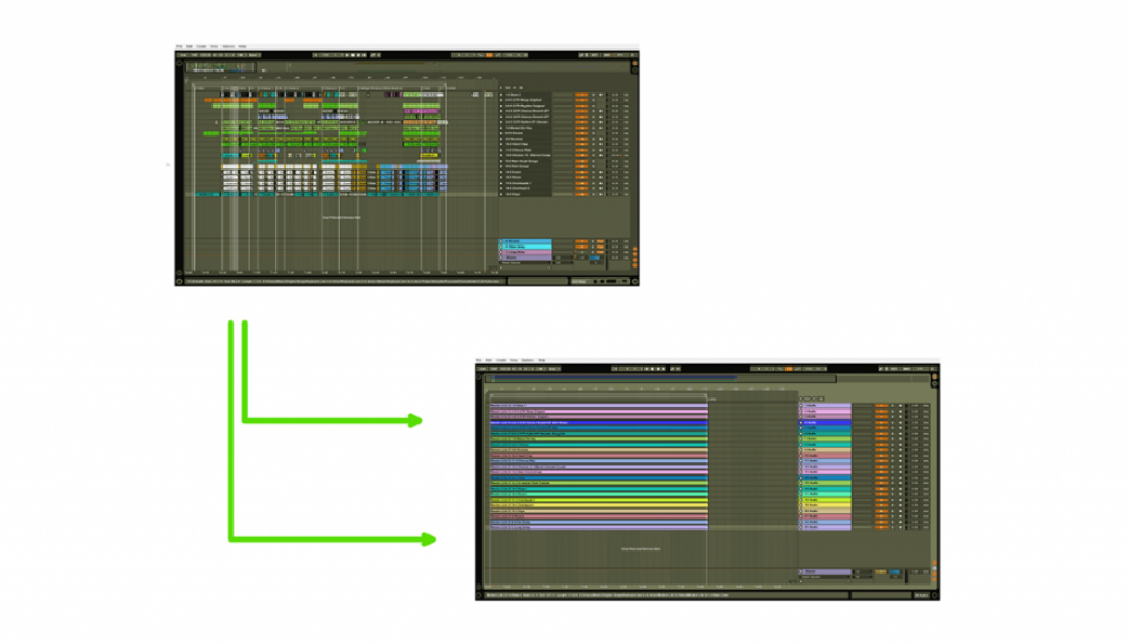 Bounce Song Stems in Ableton - What you need to know