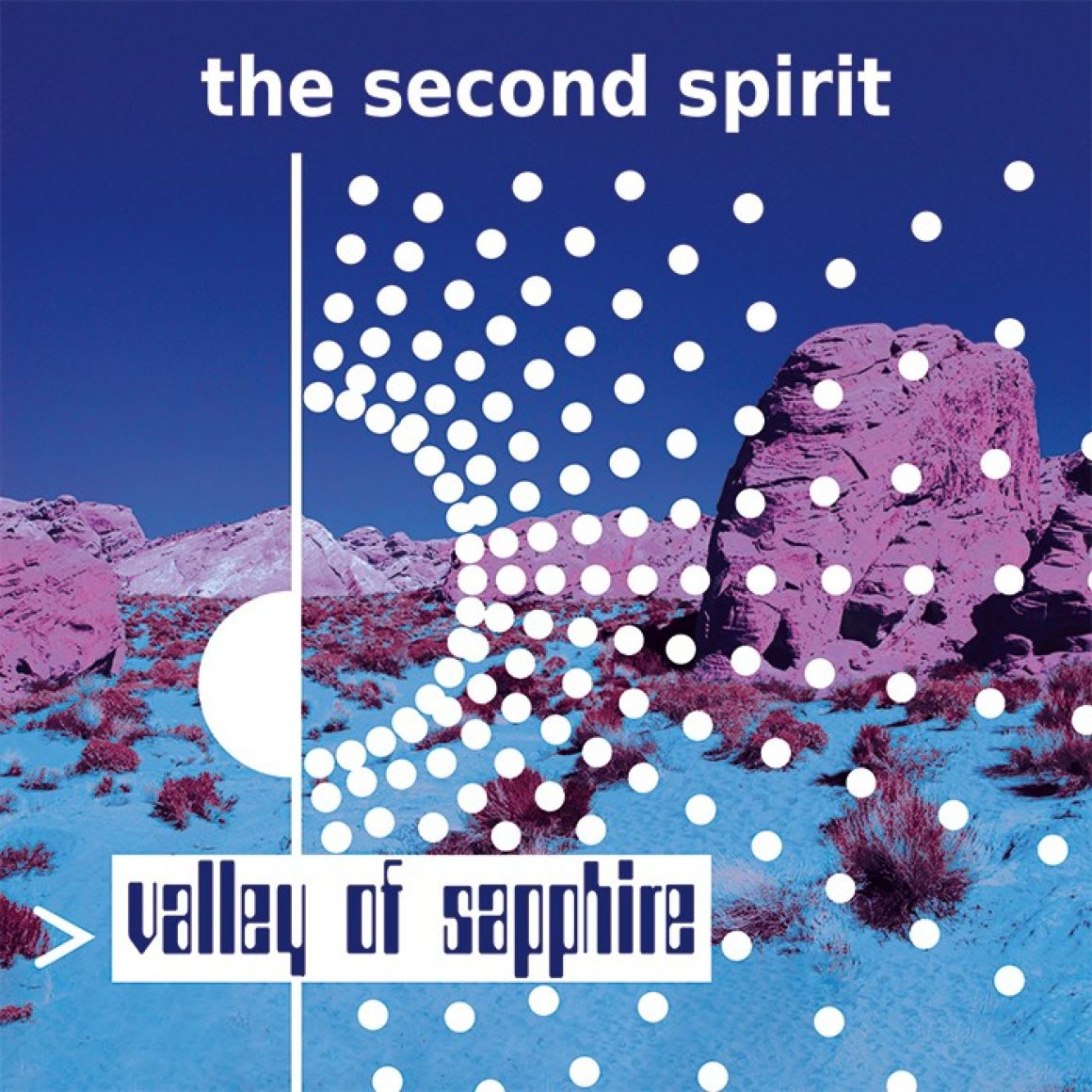 The Second Spirit - Valley of Sapphire - Cover Art 1 Front