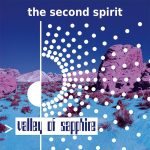 The Second Spirit Title Sticker 5.5″ x 1.42″
