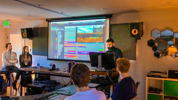 11 Tips Learned at Ableton Loop 2018 Day 1 – Music - Software - Instruments- Nima Fakhrara and Spitfire Audio