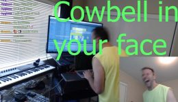ThranMaru Cowbell Ableton Big Rims Candy Paint Pic