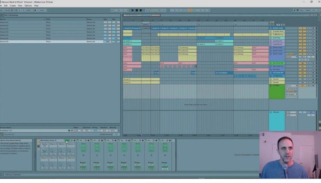 Ableton MIDI Octave Sweeper Youtube Image - Desktop